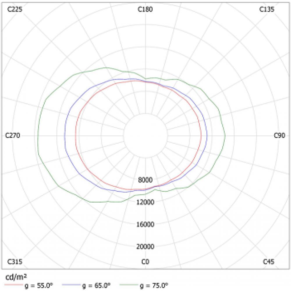 Светодиодный светильник ЖКХ-9 (PС) овал