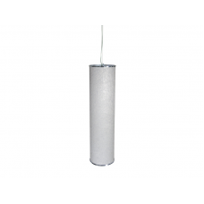 TUBE P LED 1325 4000K opal (two suspensions)