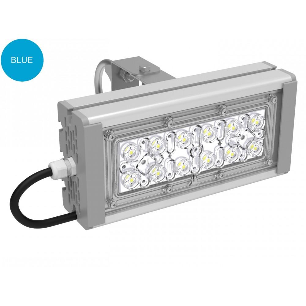 Архитектурный LED светильник SVT-STR-M-30W-27-BLUE