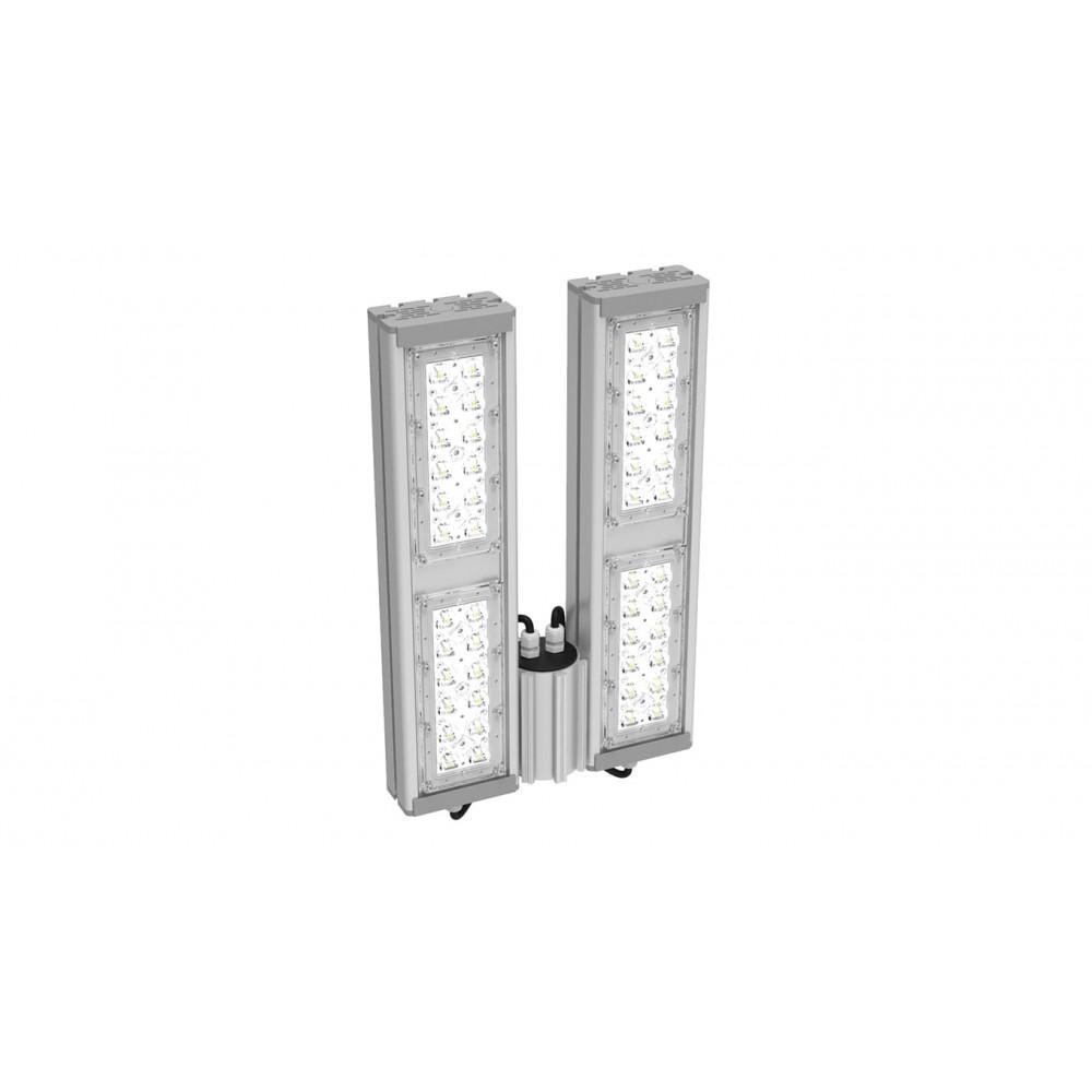 Светодиодный уличный светильник SVT-STR-M-53W-45x140-DUO-С