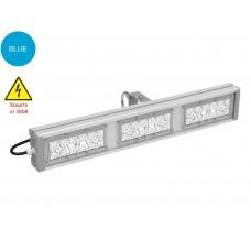 Архитектурный LED светильник SVT-STR-M-90W-27-BLUE