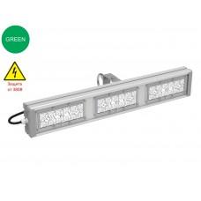 Архитектурный LED светильник SVT-STR-M-90W-27-GREEN