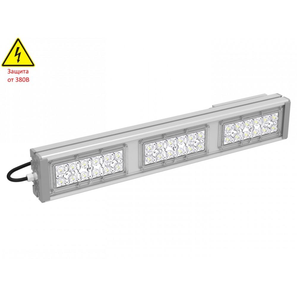 Светодиодный уличный светильник SVT-STR-M-60W-2700K-45x140-C