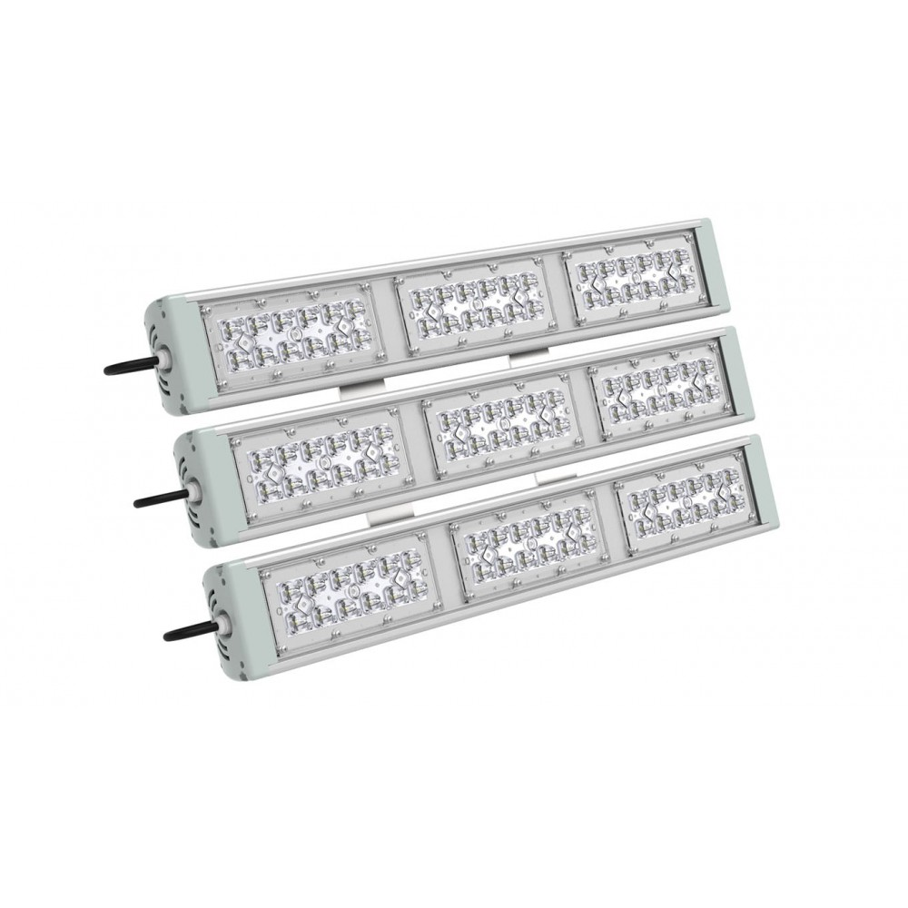 Светодиодный уличный светильник SVT-STR-MPRO-Max-119W-65-TRIO