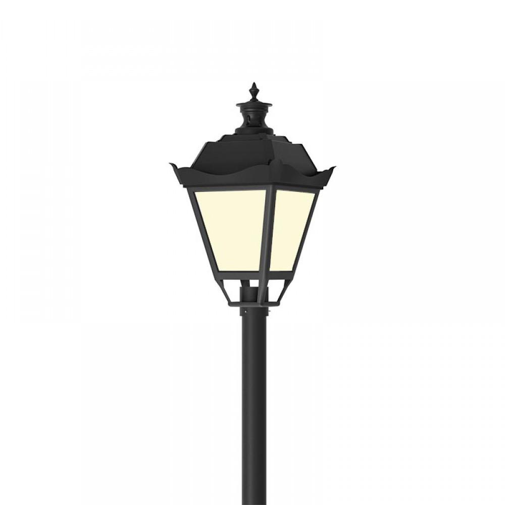 Светодиодный уличный светильник SVT-STR-Retro-40W-M-3000K