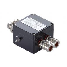 Коробка соединительная взрывозащищенная LTJB-eP-2/1.1-[24x6]-[LT-BM-X3(1/1/1/0)]
