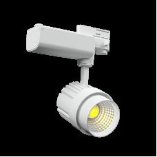 Cветильник LED Varton трек TT-Basic 198x119x95mm 30W 4000K угол 60 градусов белый, V1-R0-00458-90L07-2003040