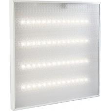LED светильник с БАП SVT-ARM-U-595x595x40-30W-PR-inBAT-2h