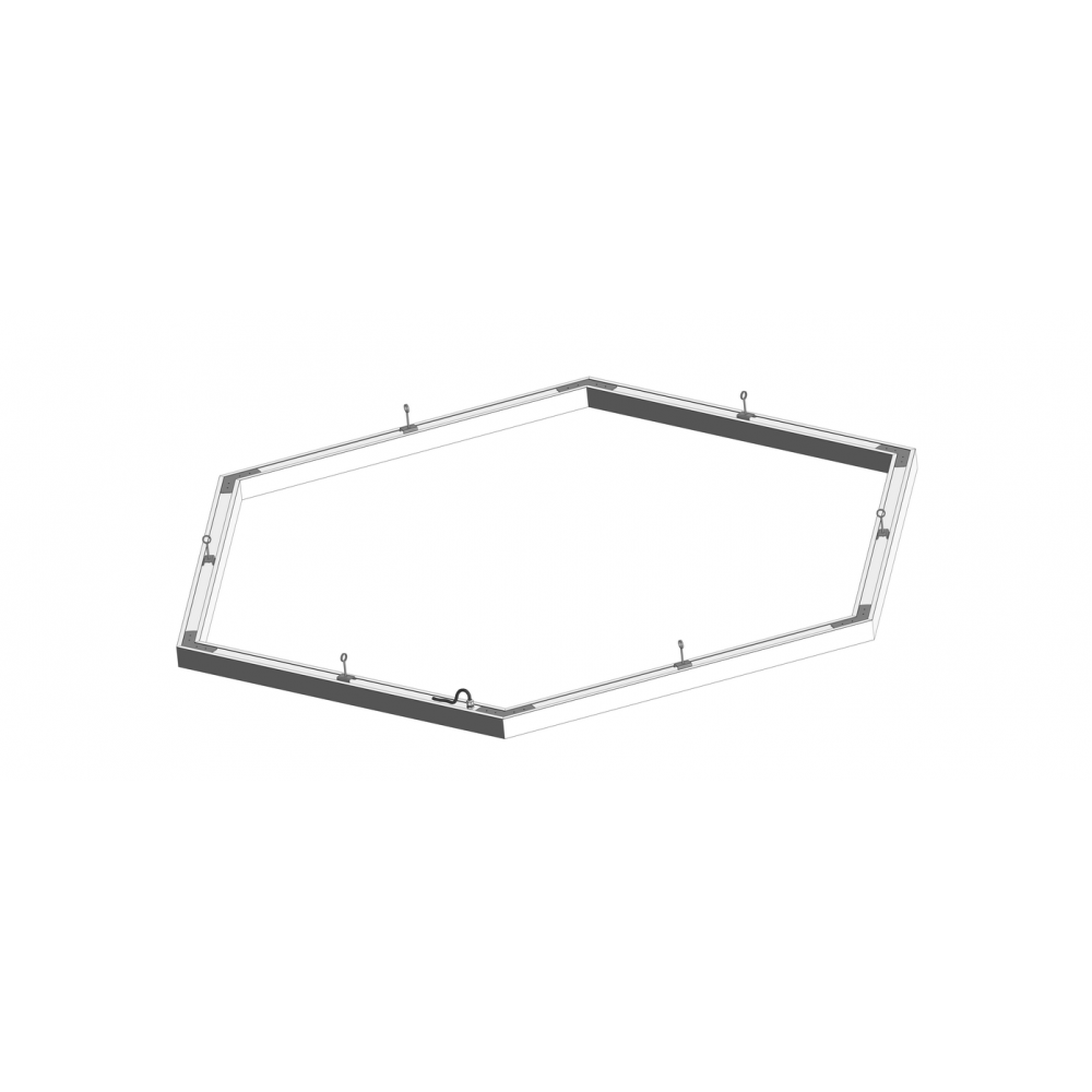 LED светильник SVT-OFF-Inray-1500-60W-M-RB