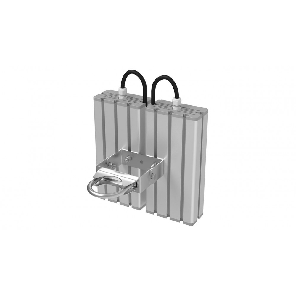 Светодиодный уличный светильник SVT-STR-M-27W-65-DUO (с защитой от 380)