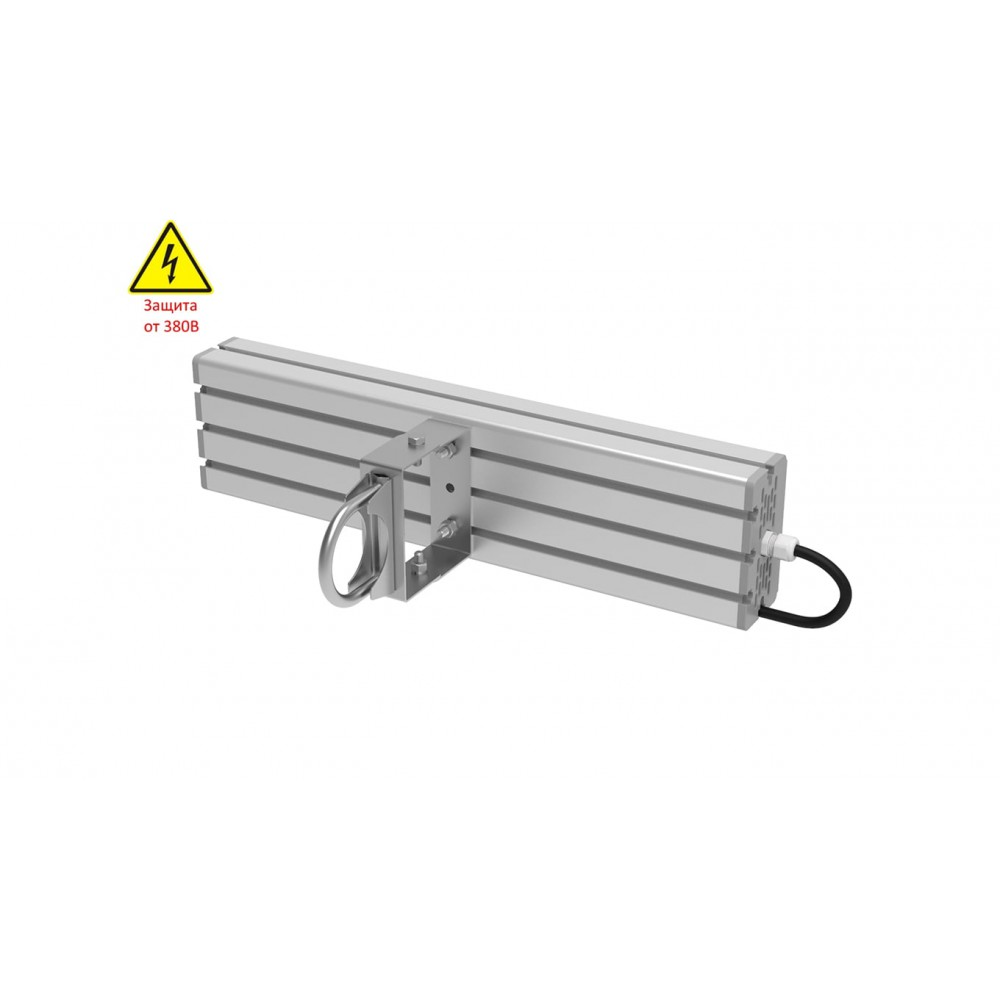 Светодиодный уличный светильник SVT-STR-M-53W-100 (с защитой от 380)