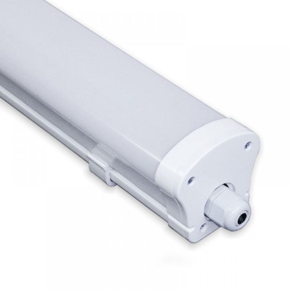 Промышленный LED светильник SVT-P-I-v2-300-12W-IP65-M