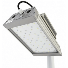 Светодиодный уличный светильник ДиУС-50 М (ранее ДиУС-40 М)
