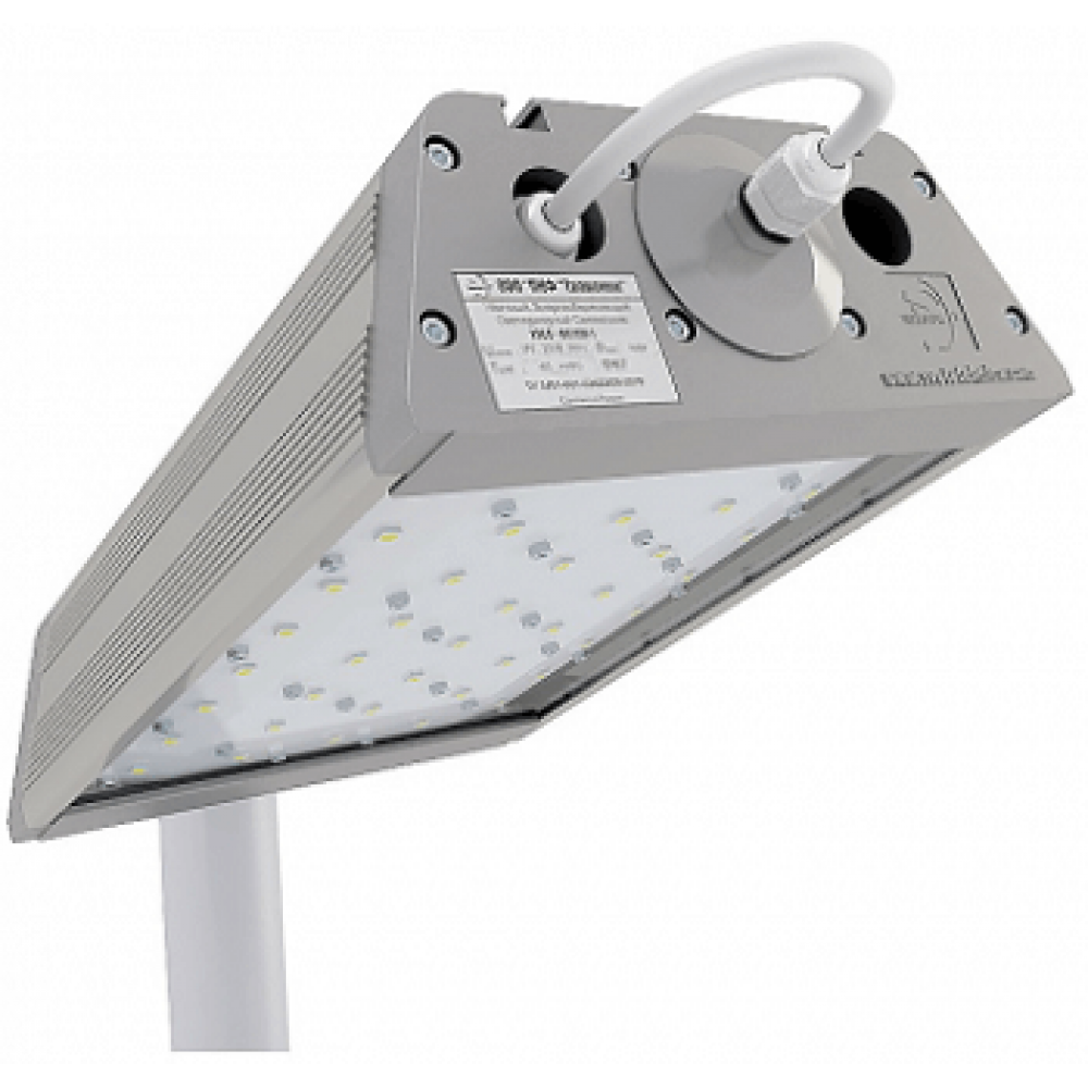 Светодиодный светильник уличный ДиУС-50