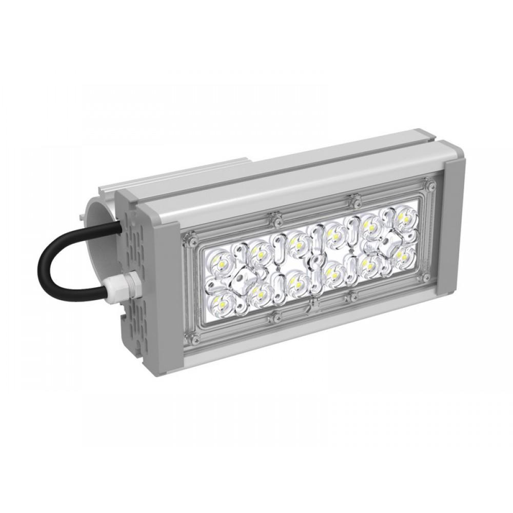 Светодиодный уличный светильник SVT-STR-M-20W-2700K-45x140-C (с защитой от 380)