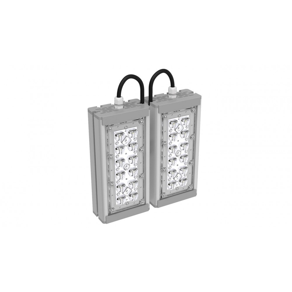 Светодиодный уличный светильник SVT-STR-M-27W-20-DUO (с защитой от 380)