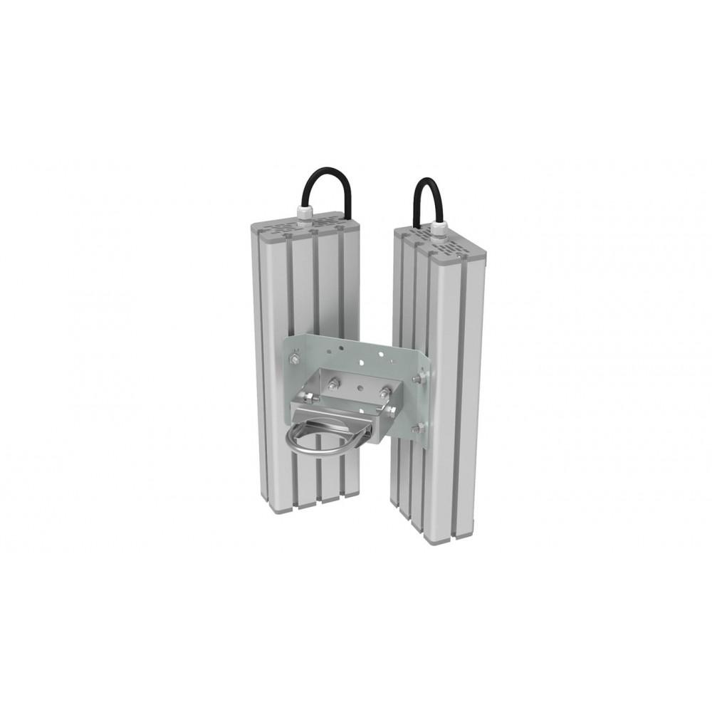 Светодиодный уличный светильник SVT-STR-M-61W-DUO90 (с защитой от 380)