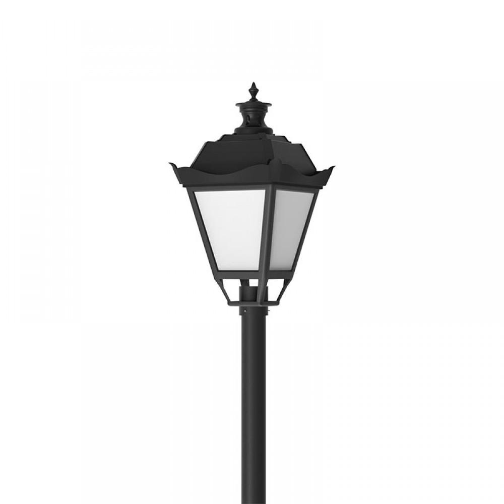 Светодиодный уличный светильник SVT-STR-Retro-40W-M-5000K