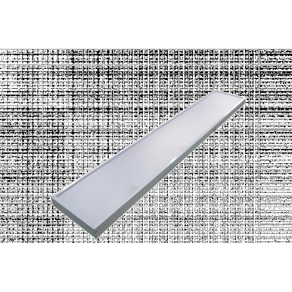 Светодиодный светильник аварийный Эконом Офис-24/10 с БАП