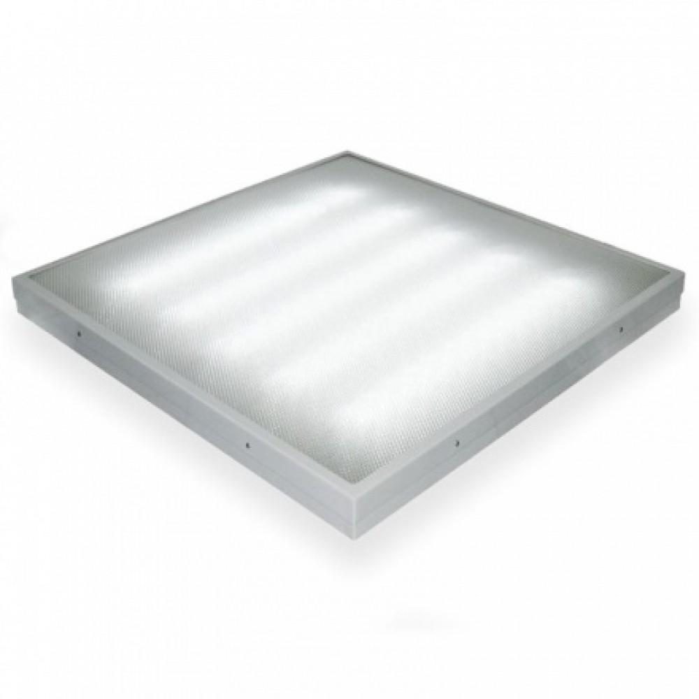 Светодиодный светильник офисный ДПО Офис 40/03-4*18 IP65
