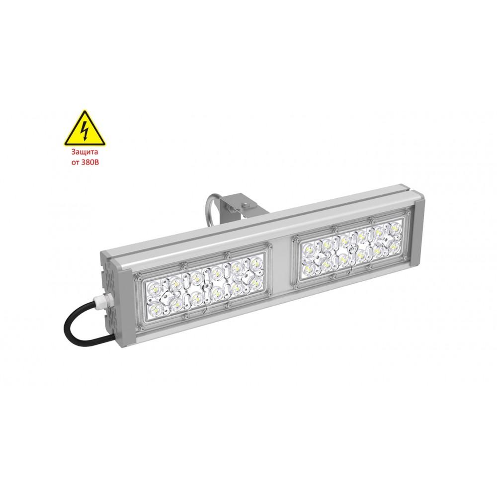 Светодиодный уличный светильник SVT-STR-M-53W-VSM (с защитой от 380)