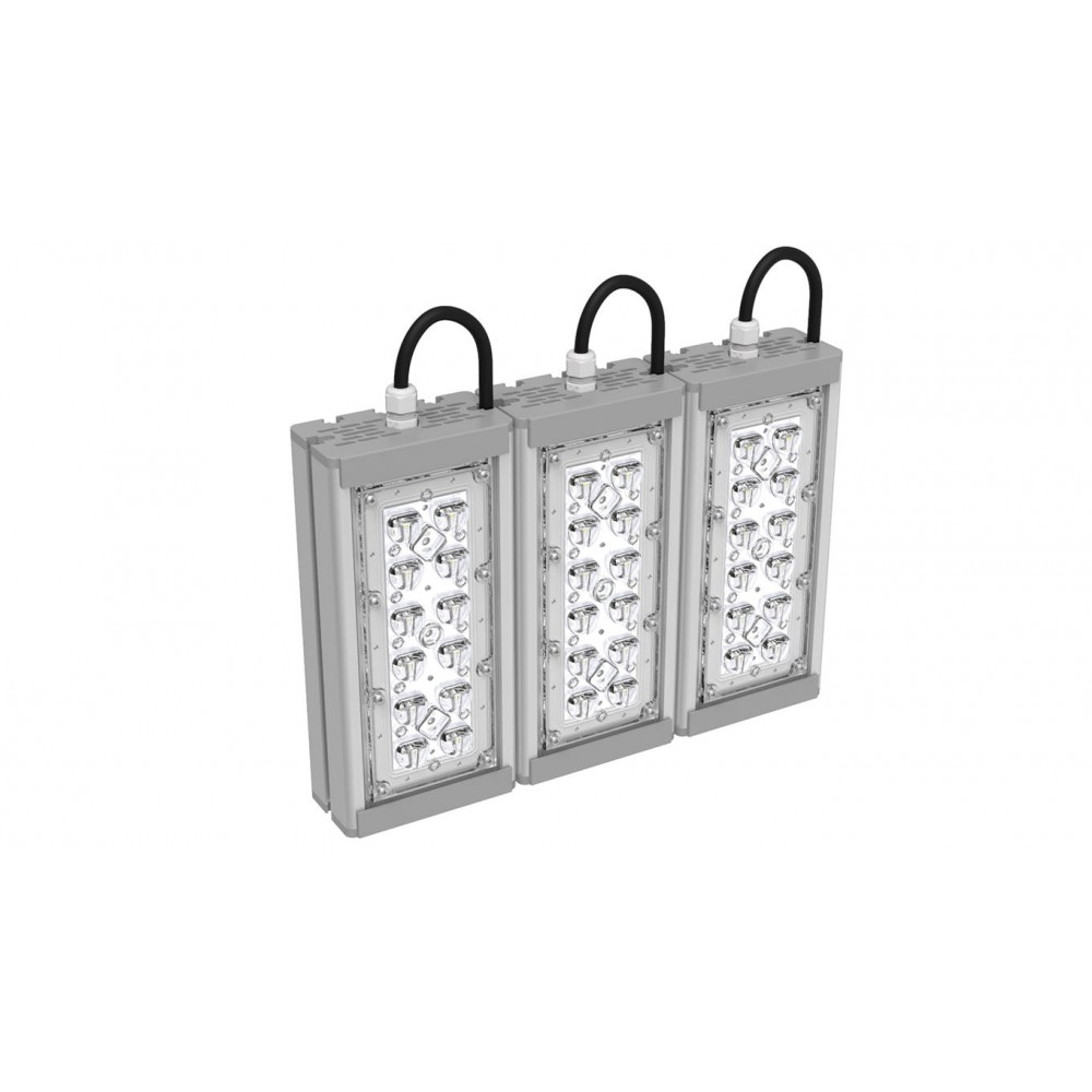 Светодиодный уличный светильник SVT-STR-M-27W-20-TRIO