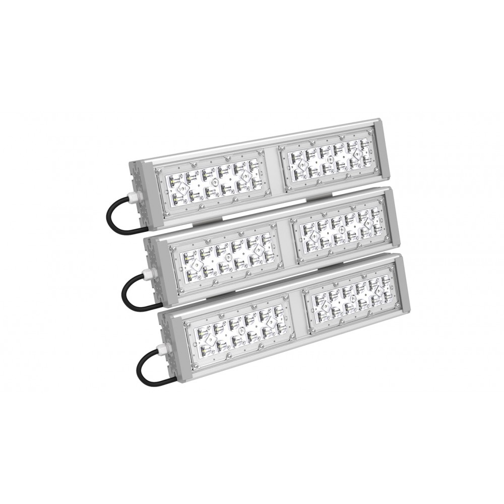 Светодиодный уличный светильник SVT-STR-M-53W-20-TRIO