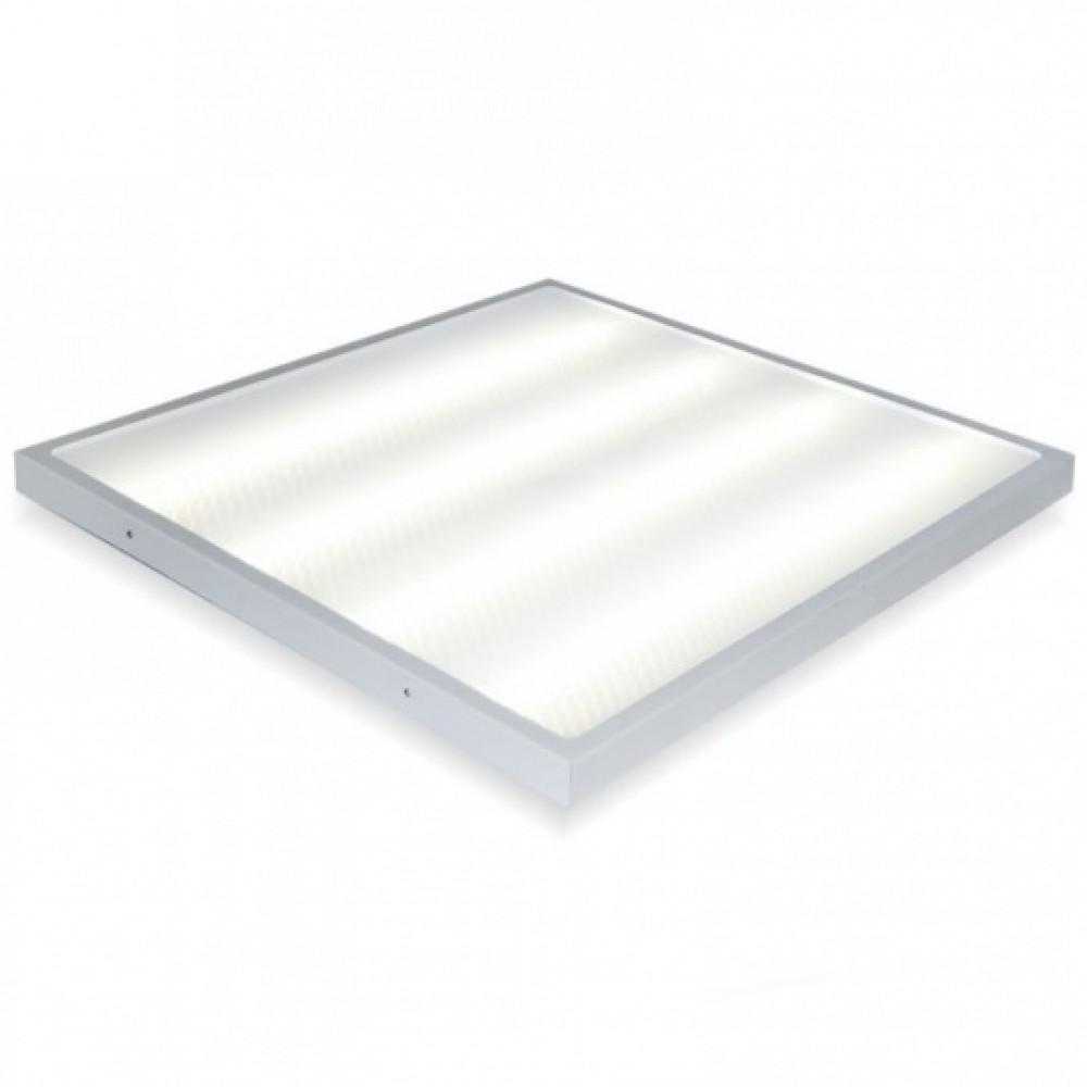 Светодиодный светильник офисный ДПО Офис Лайт 36/03-4*18 IP40