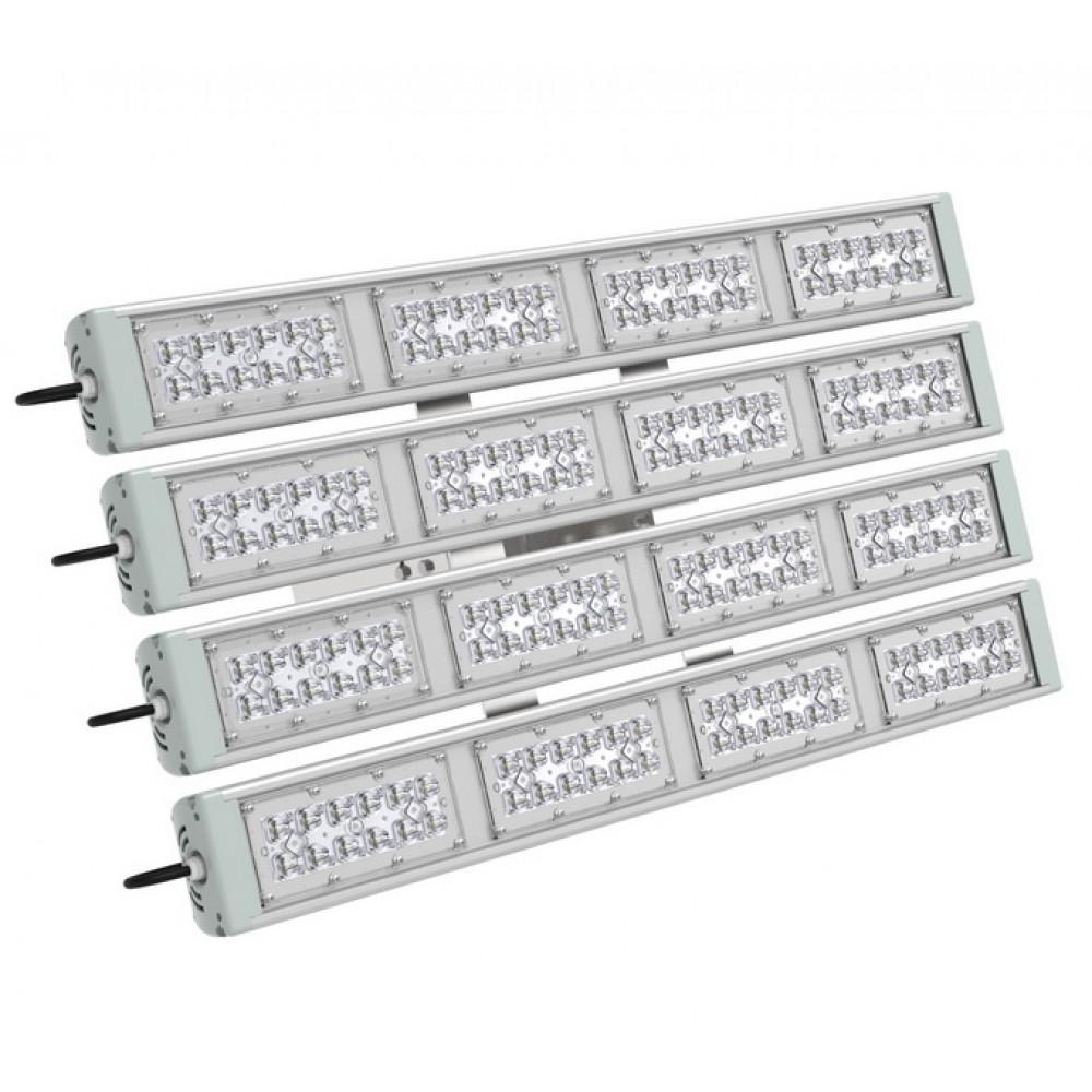 Светодиодный уличный светильник SVT-STR-MPRO-102W-100-QUATTRO