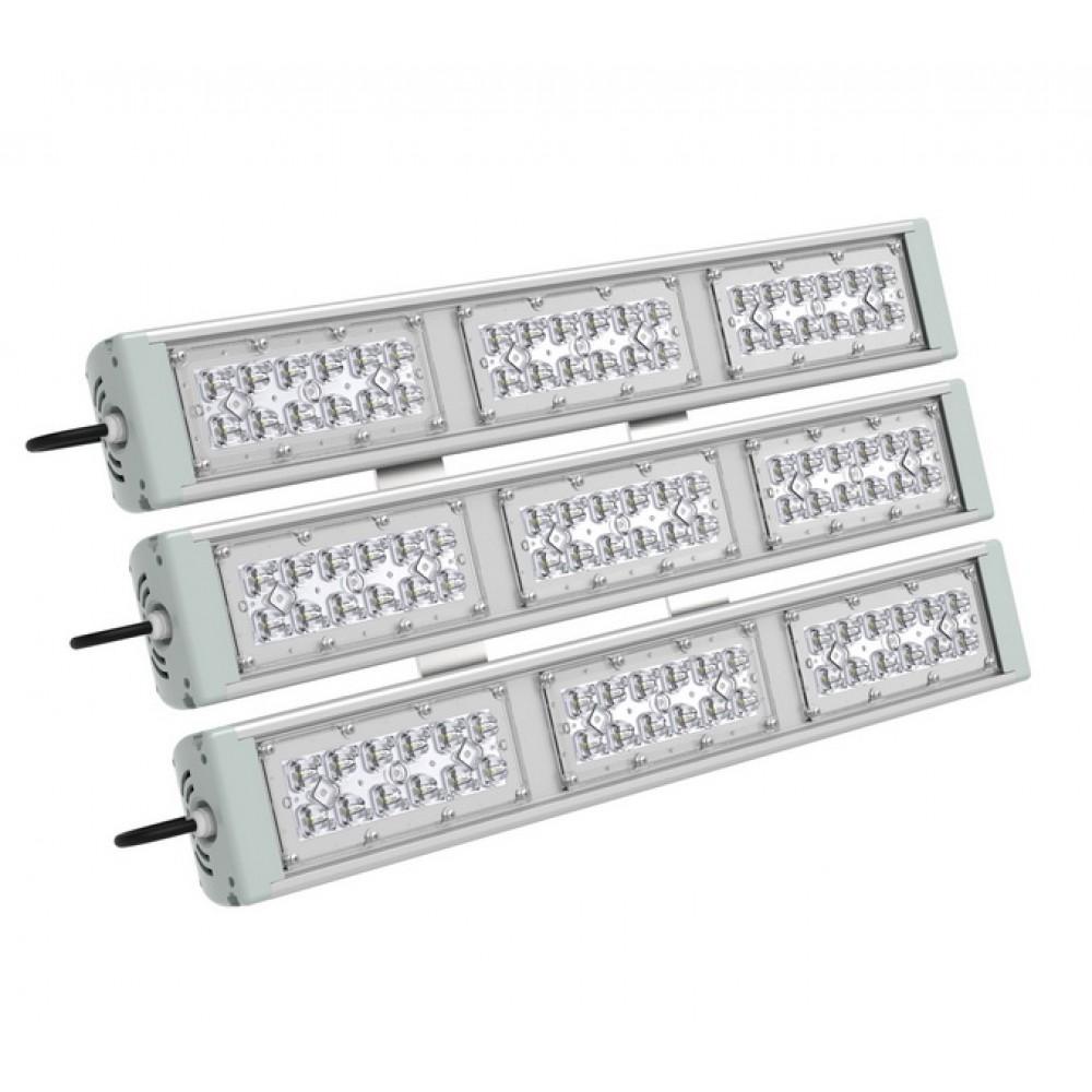 Светодиодный уличный светильник SVT-STR-MPRO-79W-65-TRIO