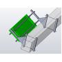 Светодиодный светильник промышленный ДиУС-55/6 модульный