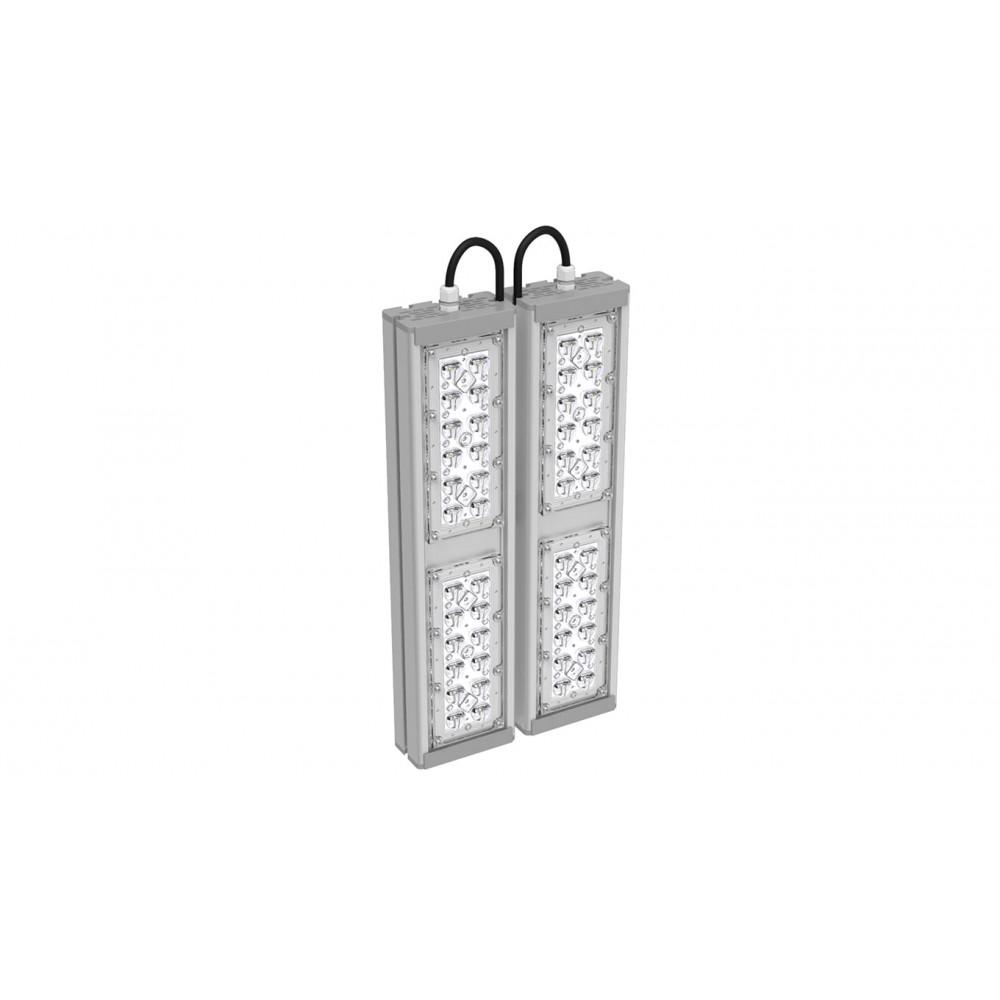Светодиодный уличный светильник SVT-STR-M-53W-100-DUO (с защитой от 380)