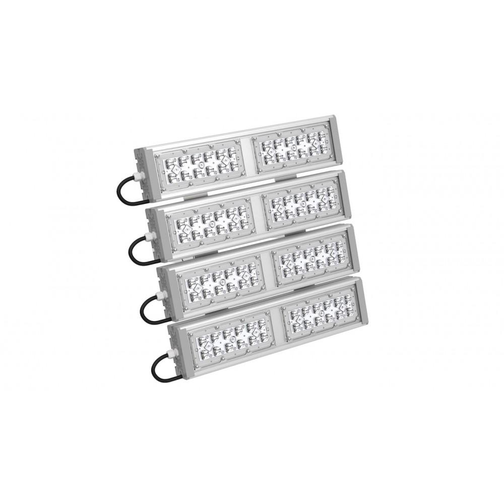 Светодиодный уличный светильник SVT-STR-M-53W-45x140-QUATTRO (с защитой от 380)