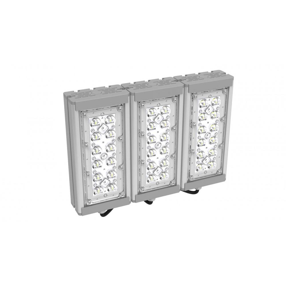Светодиодный уличный светильник SVT-STR-M-27W-45x140-TRIO-С (с защитой от 380)