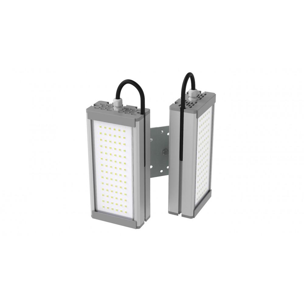 Светодиодный уличный светильник SVT-STR-M-32W-DUO90 (с защитой от 380)