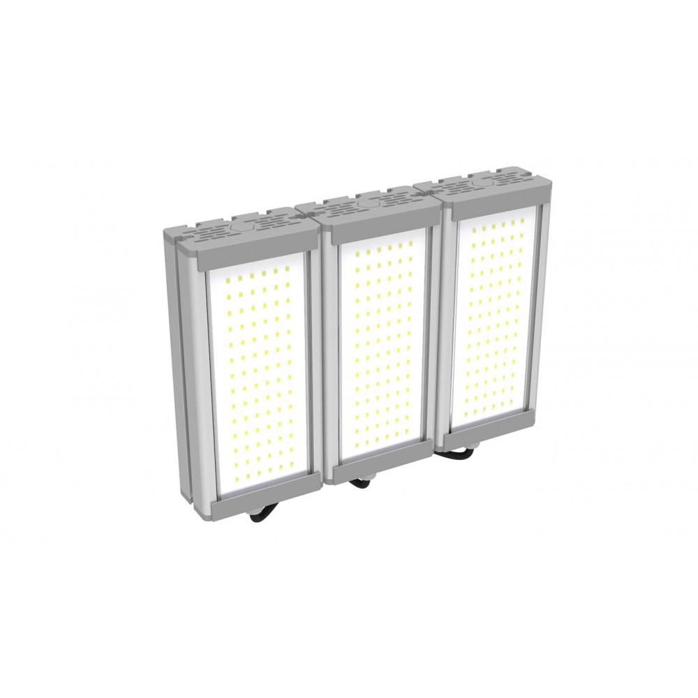 Светодиодный уличный светильник SVT-STR-M-32W-TRIO-C (с защитой от 380)