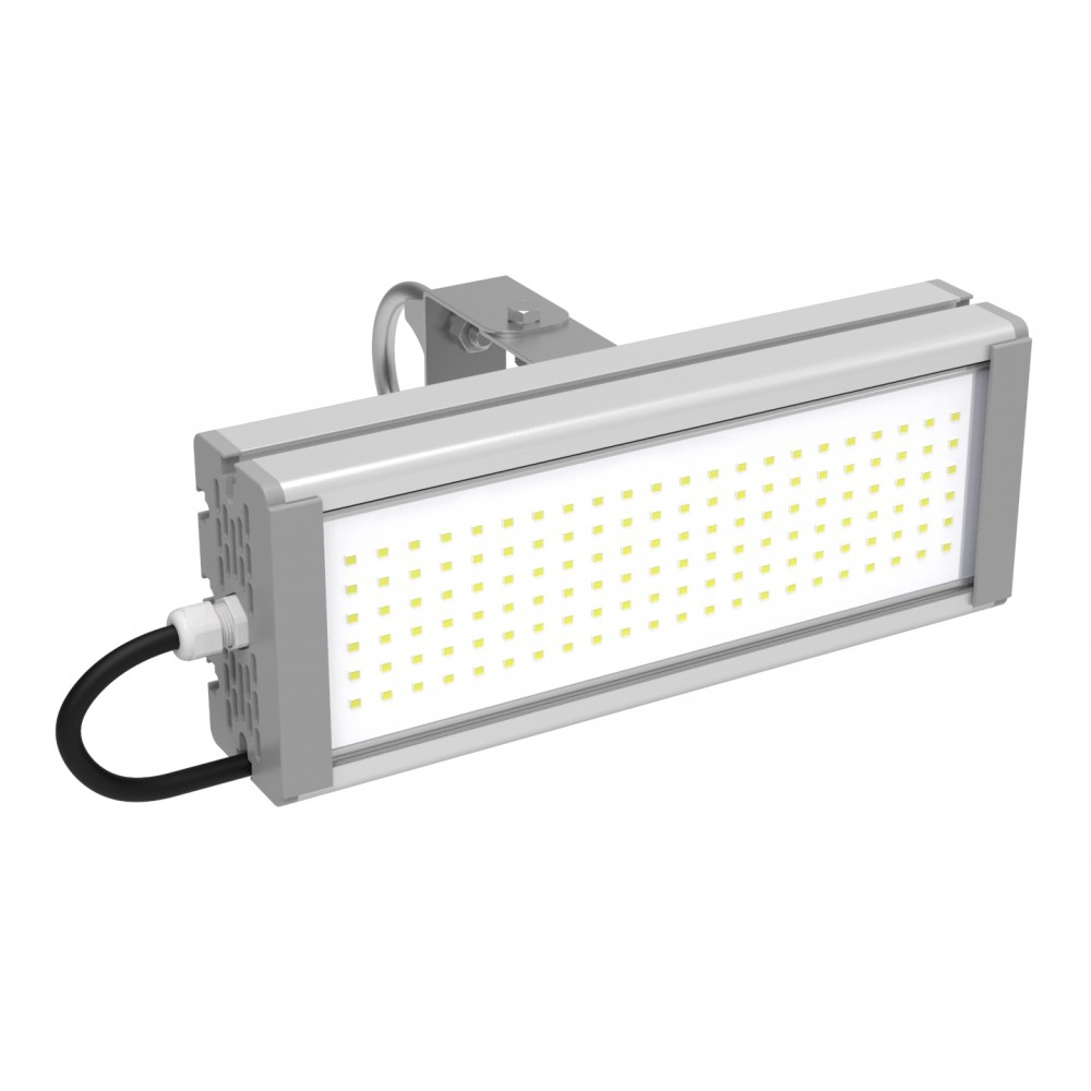 Светодиодный уличный светильник SVT-STR-M-48W