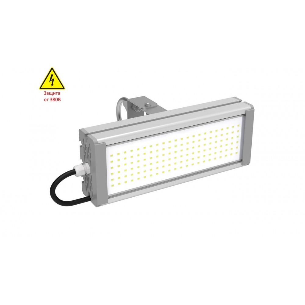 Светодиодный уличный светильник SVT-STR-M-48W (с защитой от 380)