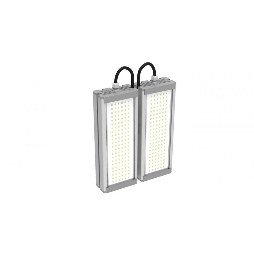 Светодиодный уличный светильник SVT-STR-M-48W-DUO (с защитой от 380)