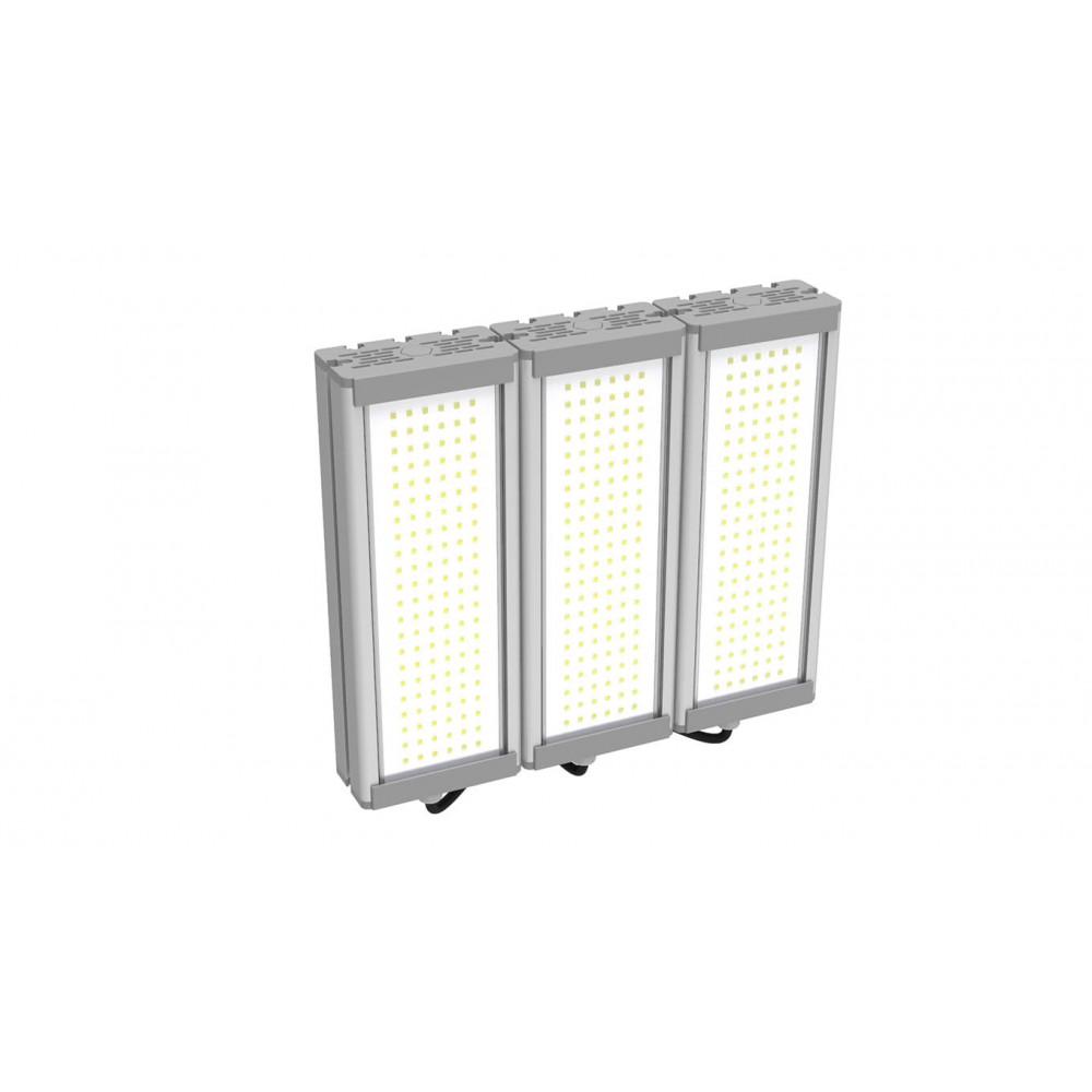 Светодиодный уличный светильник SVT-STR-M-48W-TRIO-C (с защитой от 380)