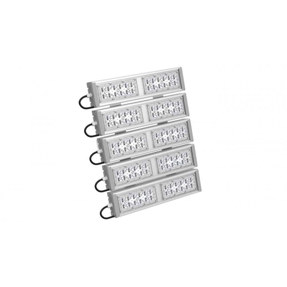 Светодиодный уличный светильник SVT-STR-M-53W-65-PENTA (с защитой от 380)