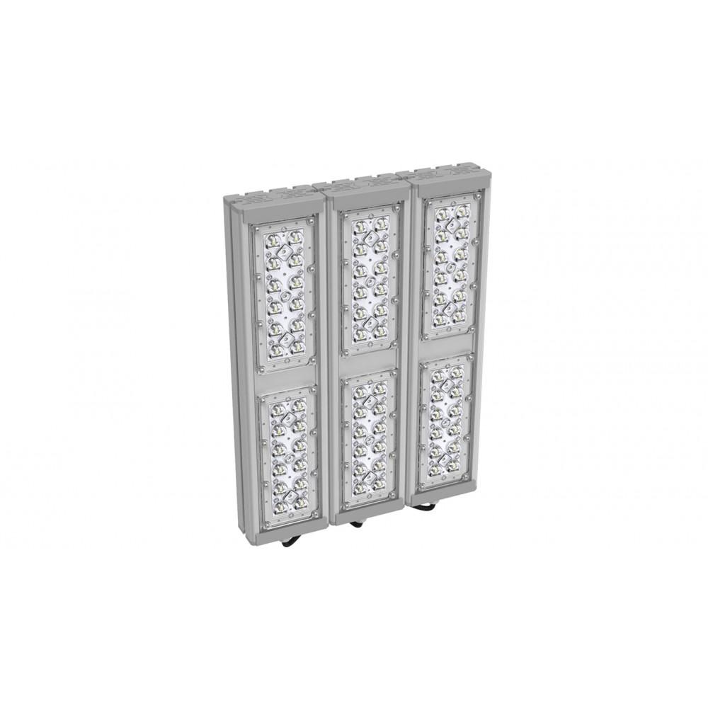 Светодиодный уличный светильник SVT-STR-M-53W-45x140-TRIO-С (с защитой от 380)