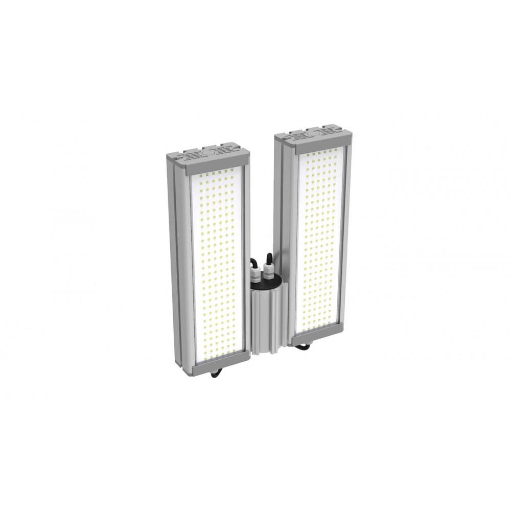 Светодиодный уличный светильник SVT-STR-M-61W-DUO-C (с защитой от 380)