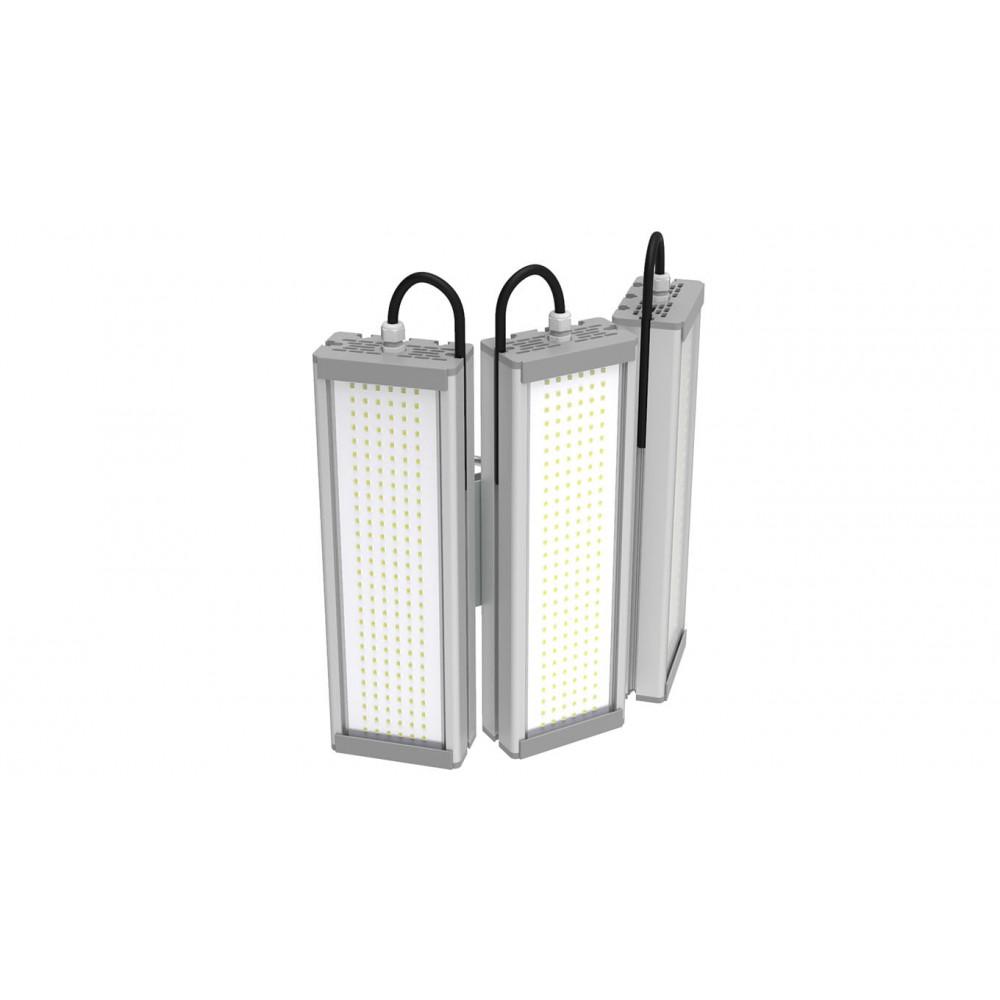 Светодиодный уличный светильник SVT-STR-M-61W-TRIO90 (с защитой от 380)