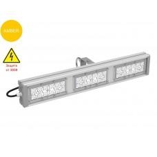 Архитектурный LED светильник SVT-STR-M-90W-12-AMBER