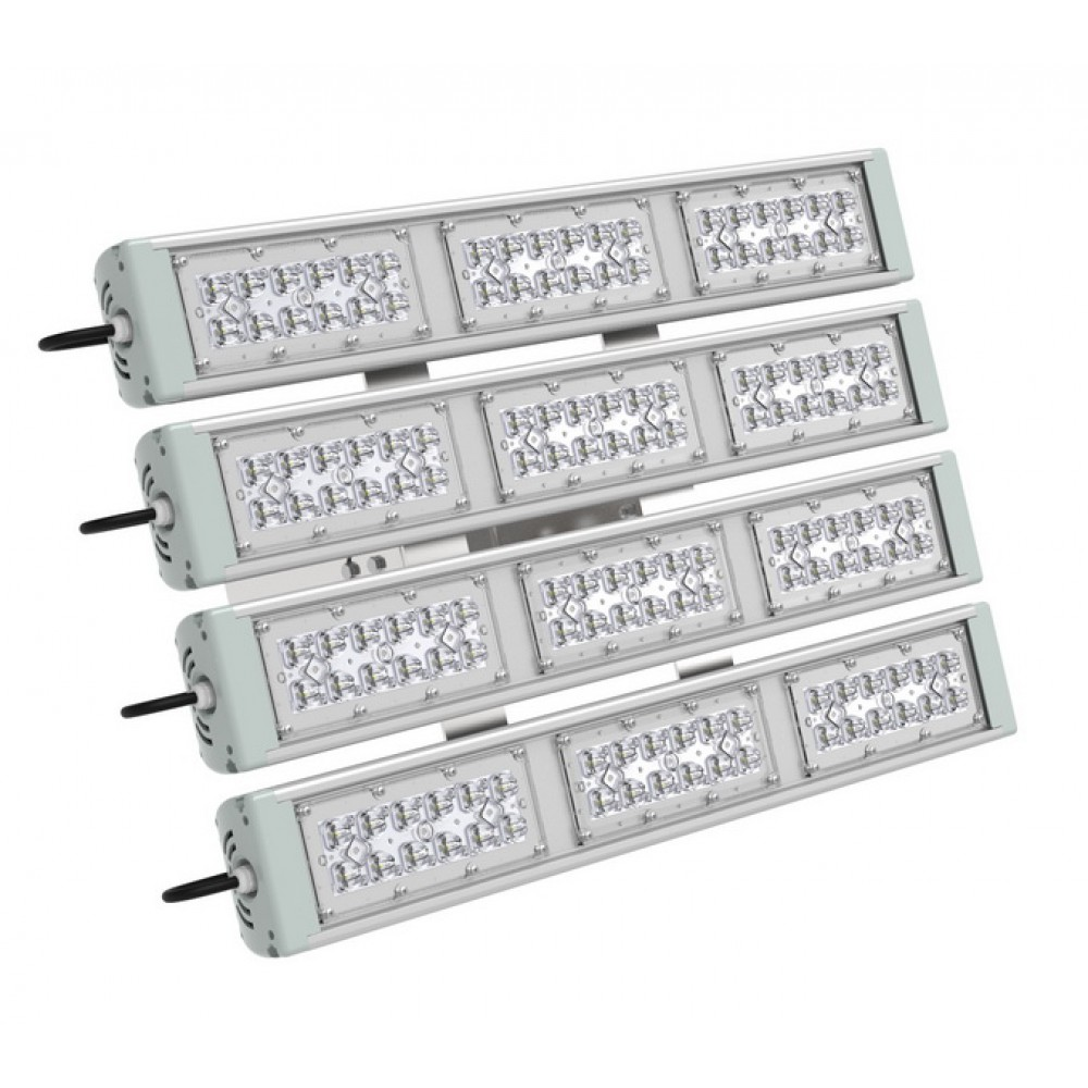 Светодиодный уличный светильник SVT-STR-MPRO-79W-45x140-QUATTRO