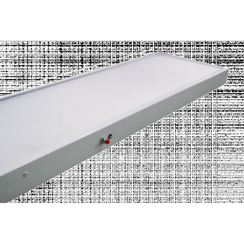 Светодиодный светильник аварийный Эконом Офис-55/10 с БАП