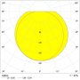 Низковольтный светодиодный светильник ЖКХ-12W 24V (PC) круг