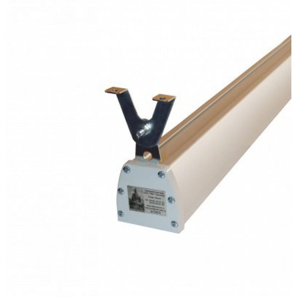 Светодиодный светильник аварийный ДиУС-30 линейный с БАП