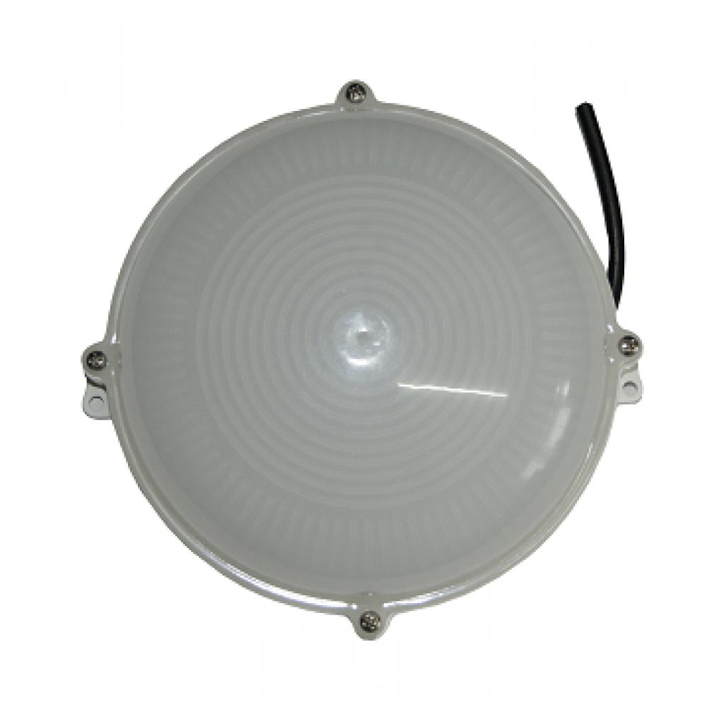 Низковольтный светодиодный светильник ЖКХ-12W 12V (PC) круг
